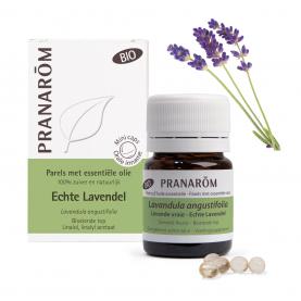 Echte Lavendel - 60 Parels | Pranarôm