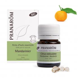 Mandarinier - 60 Perles | Pranarôm
