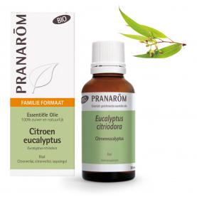 Citroen eucalyptus - 30 ml | Pranarôm