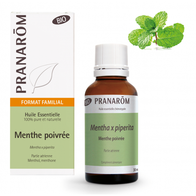 Menthe poivrée - 30 ml | Pranarôm