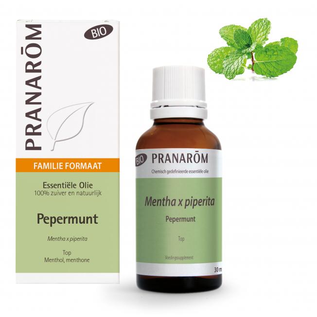 Pepermunt - 30 ml | Pranarôm