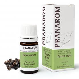 Poivre noir - 5 ml | Pranarôm