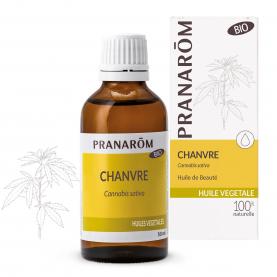 Chanvre - 50 ml | Pranarôm