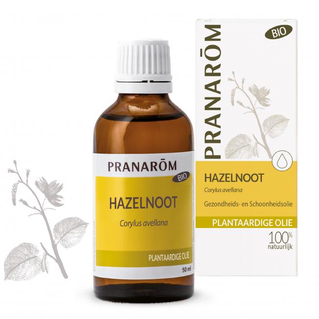 Hazelnoot - 50 ml   Pranarôm