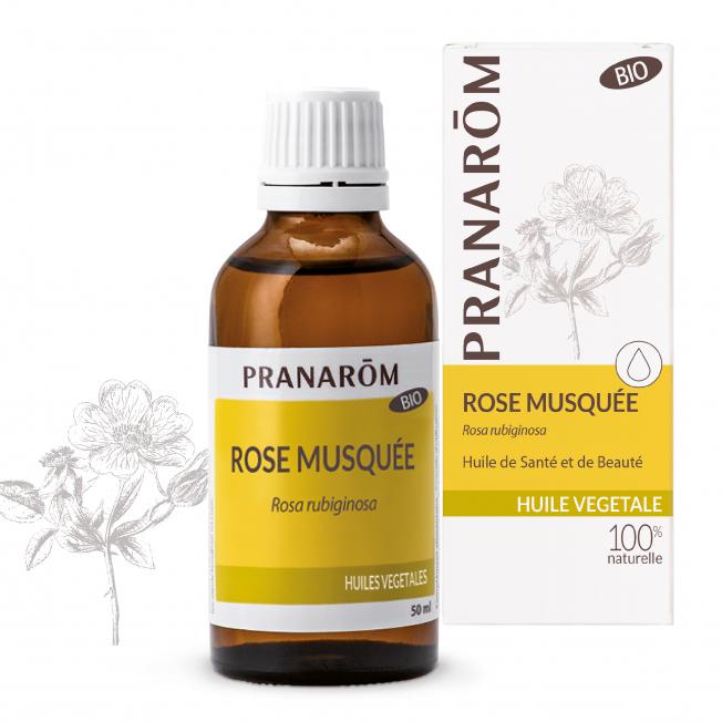 Rose musquée - 50 ml   Pranarôm