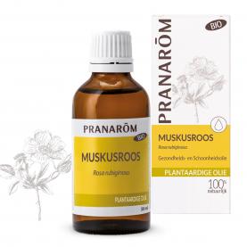 Muskusroos - 50 ml | Pranarôm