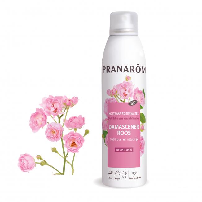 Damascener roos   Pranarôm