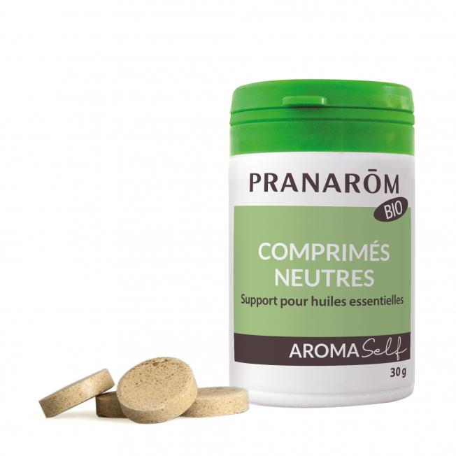 Comprimés neutres - 30 g | Pranarôm