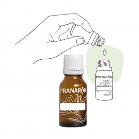 Lege druppelfles 10 ml | Pranarôm