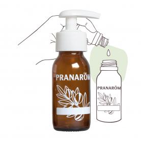 Flacon pompe vide 60 ml | Pranarôm