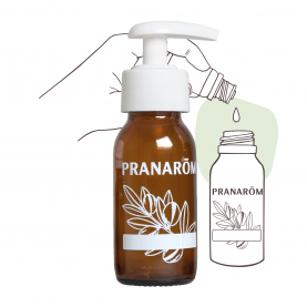 Lege pompfles 60 ml | Pranarôm