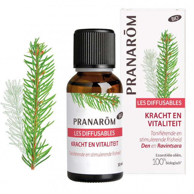Kracht en vitaliteit - 30 ml | Pranarôm