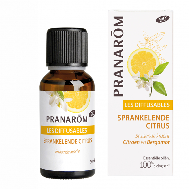 Sprankelende citrus - 30 ml | Pranarôm