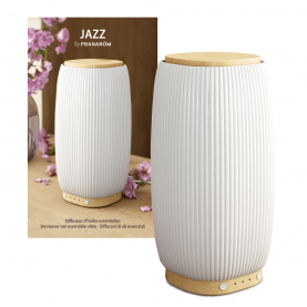 Jazz - céramique/bambou | Pranarôm